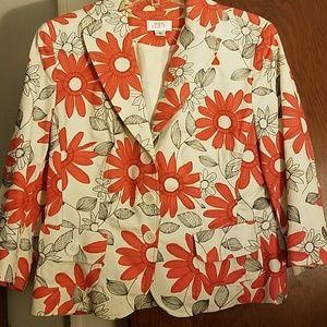 Loft Floral Jacket
